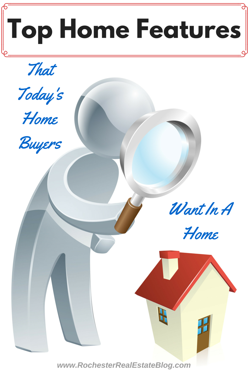 Top Home Features That Today's Home Buyers Want