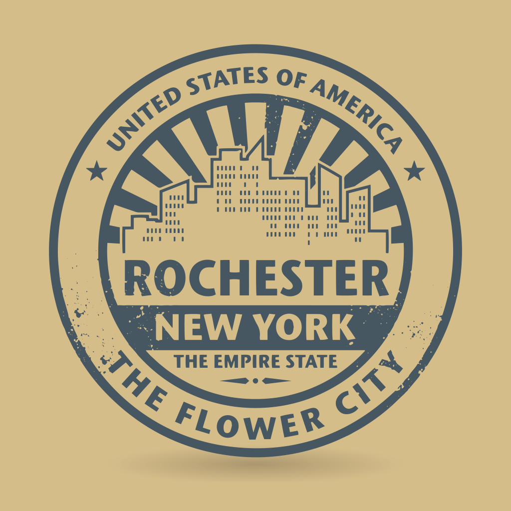 Rochester, NY - The Flower City