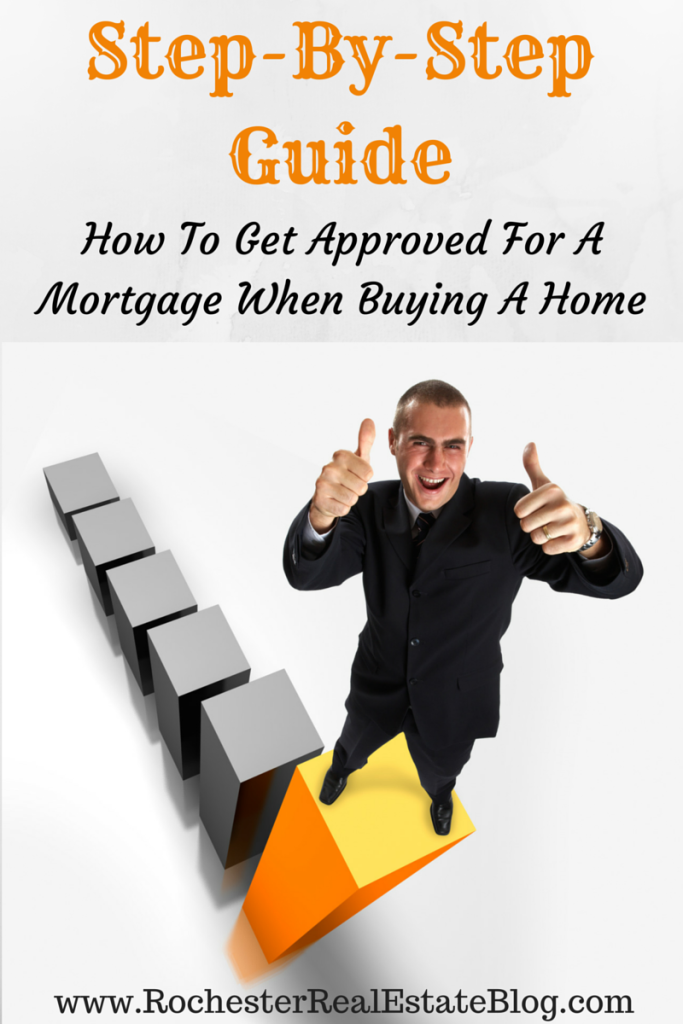 Step-By-Step Guide - How To Get Approved For A Mortgage When Buying A Home