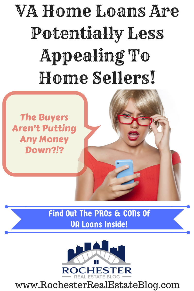VA Home Loans Are Potentially Less Appealing To Home Sellers!