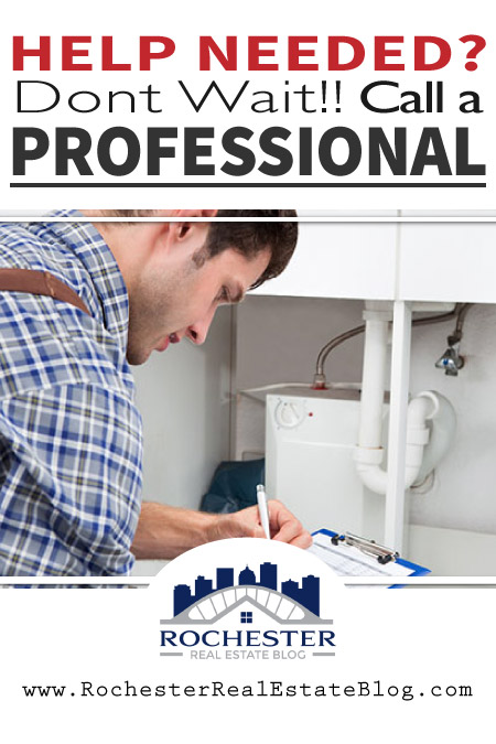 Call A Professional For Certain Home Maintenance Tasks