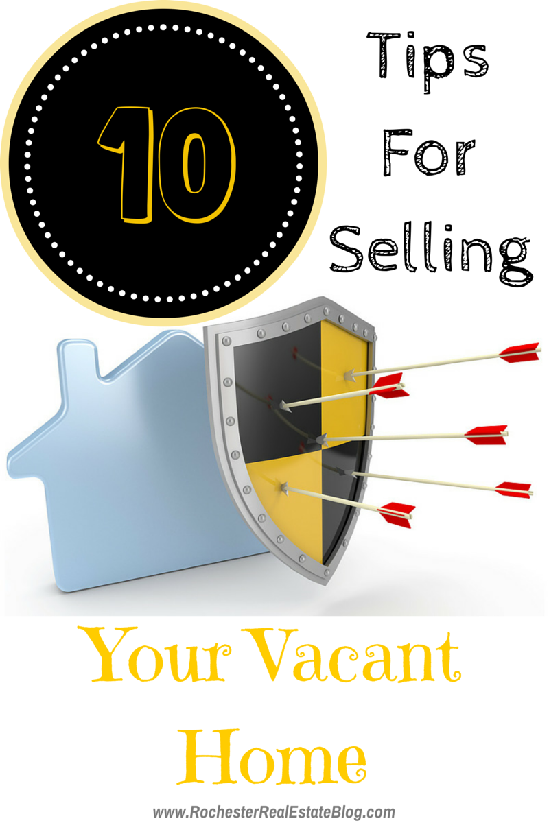 10 Tips for Selling Your Vacant Home   How To Sell A Vacant House