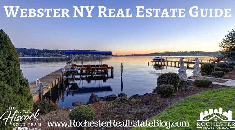 Webster NY Real Estate Guide | Realtors Webster NY