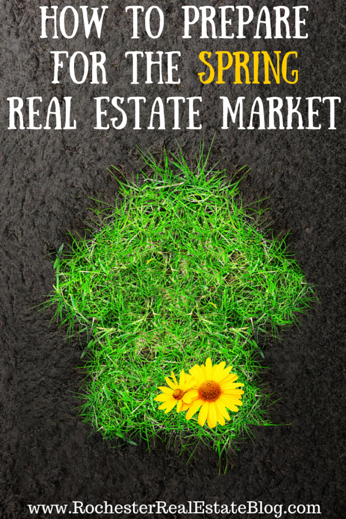 How To Prepare For The Spring Real Estate Market