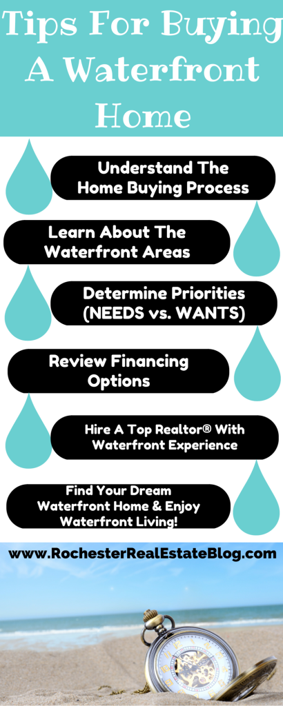 Tips For Buying A Waterfront Home