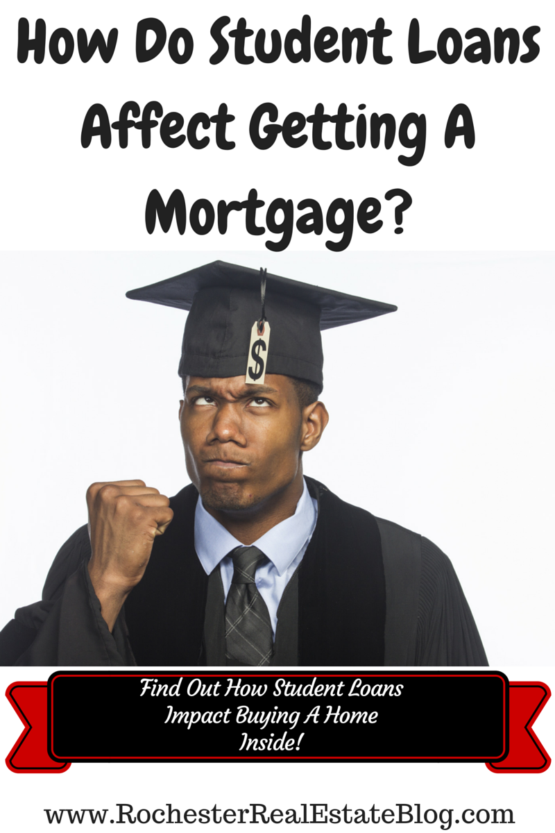 How Do Student Loans Affect Home Loans