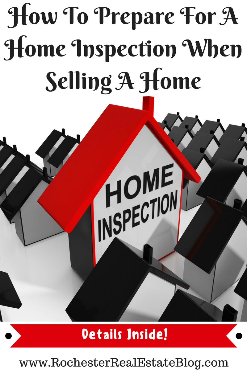 How To Prepare For A Home Inspection When Selling A Home