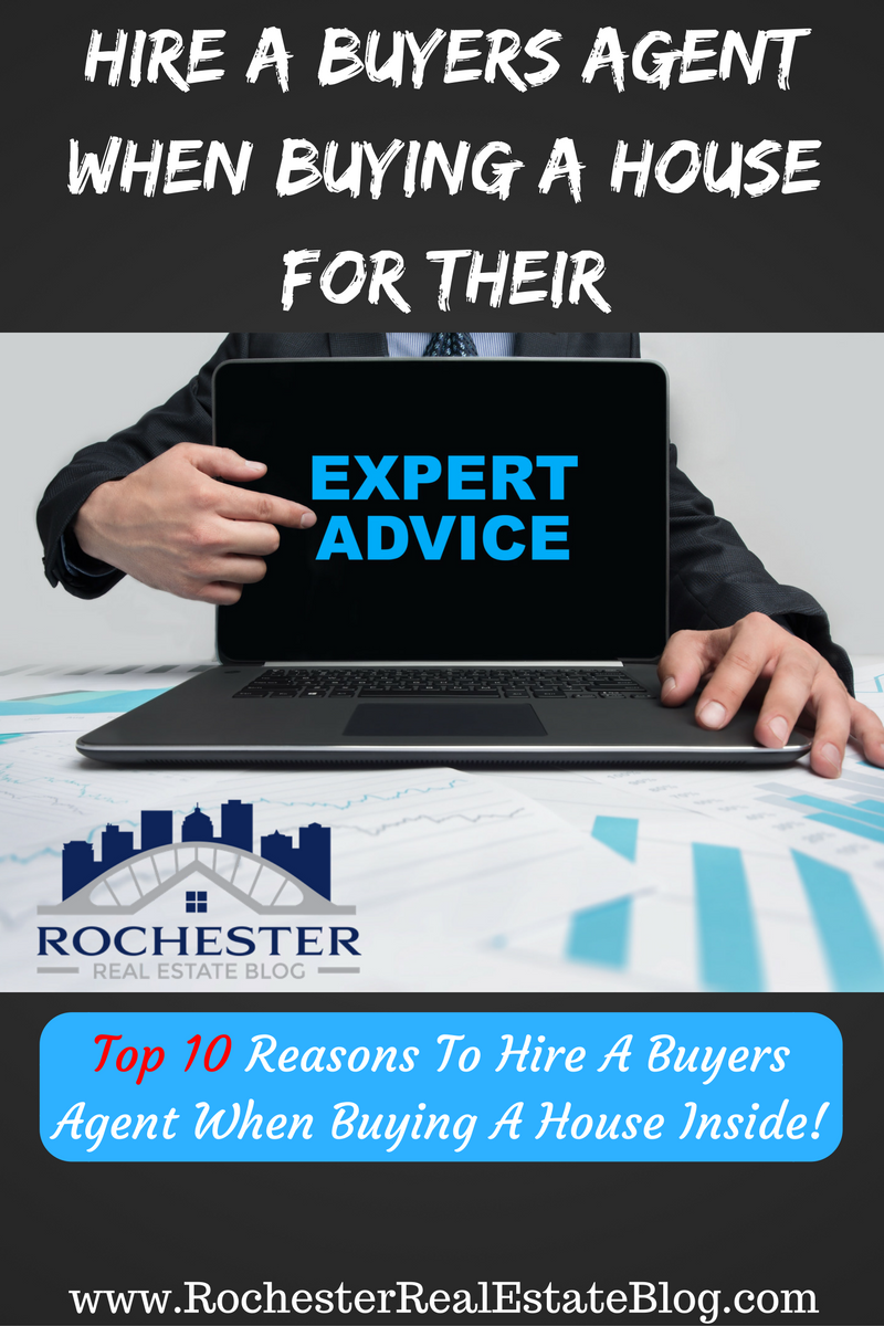 Hire A Buyers Agent When Buying A House For Their Expert Advice!