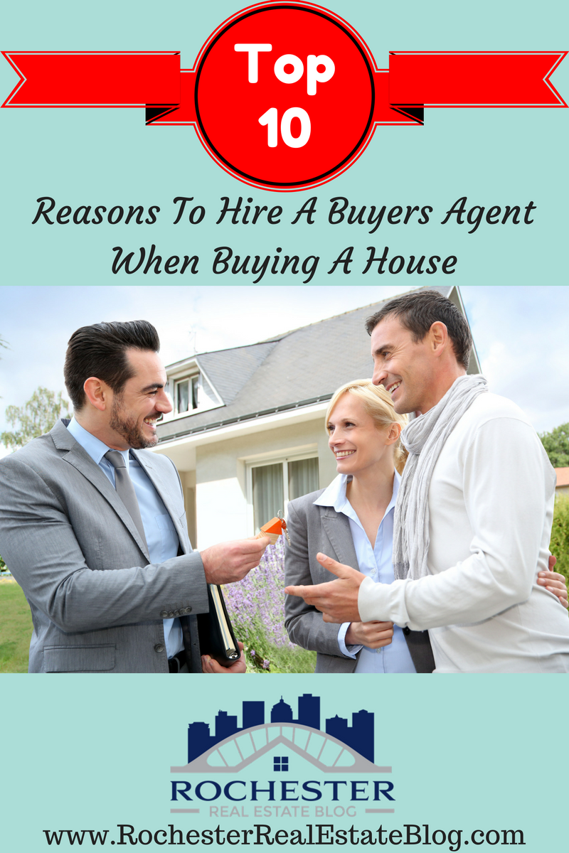 Top 10 Reasons To Hire A Buyers Agent When Buying A House