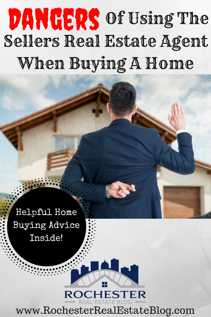 Should I Use The Sellers Real Estate Agent To Buy A Home - Learn About The Dangers Of Using A Listing Agent