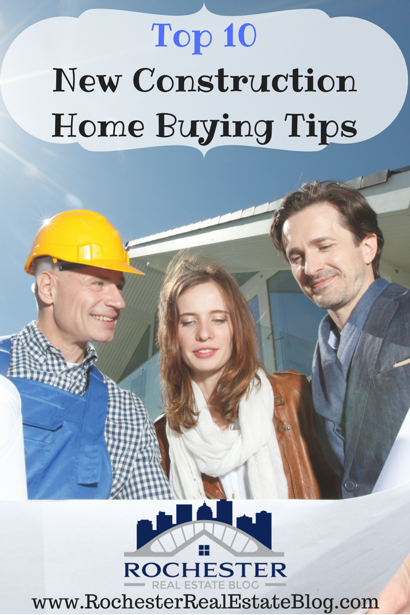 Top 10 new construction home buying tips guide for home - New home construction ideas ...