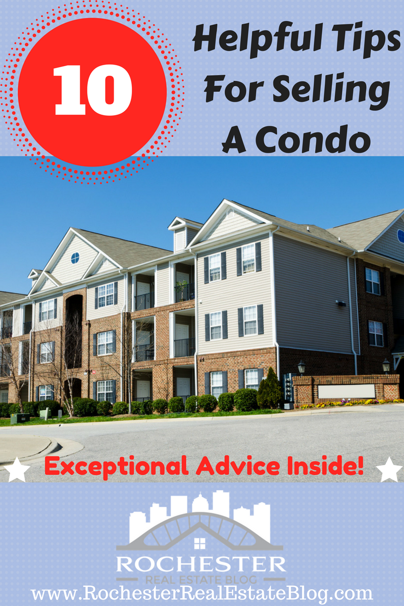 The 10 Best Tips For Selling A Condo