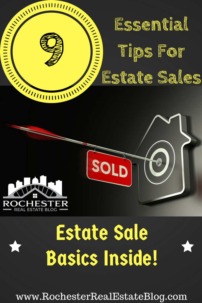 What To Know About Estate Sales - 9 Essential Tips