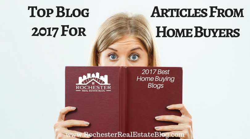 Top Blog Articles From 2017 For Home Buyers