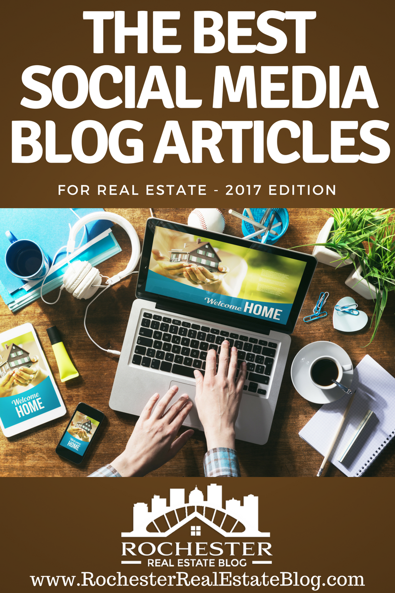 The Best Social Media Blogs For Real Estate From 2017
