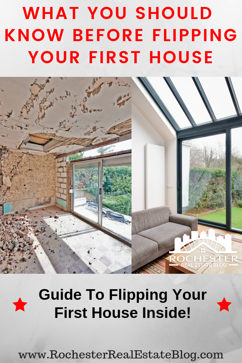 Top 5 Things To Know Before Flipping Your First House