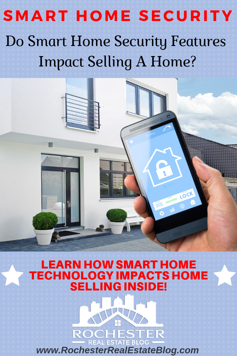 Do Smart Home Security Features Impact Selling A Home?