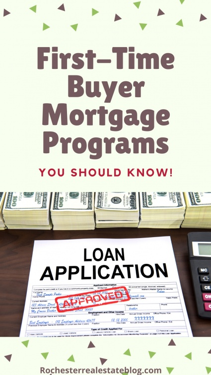 First-Time Buyer Financing Programs