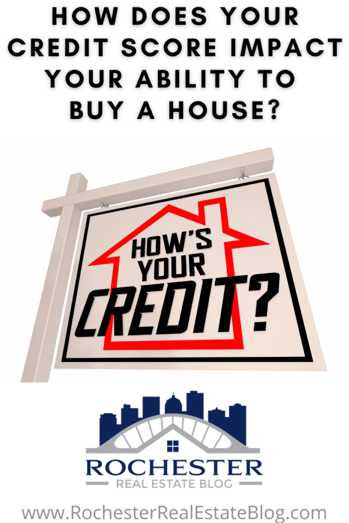 How Does Your Credit Score Impact Your Ability To Buy A House?